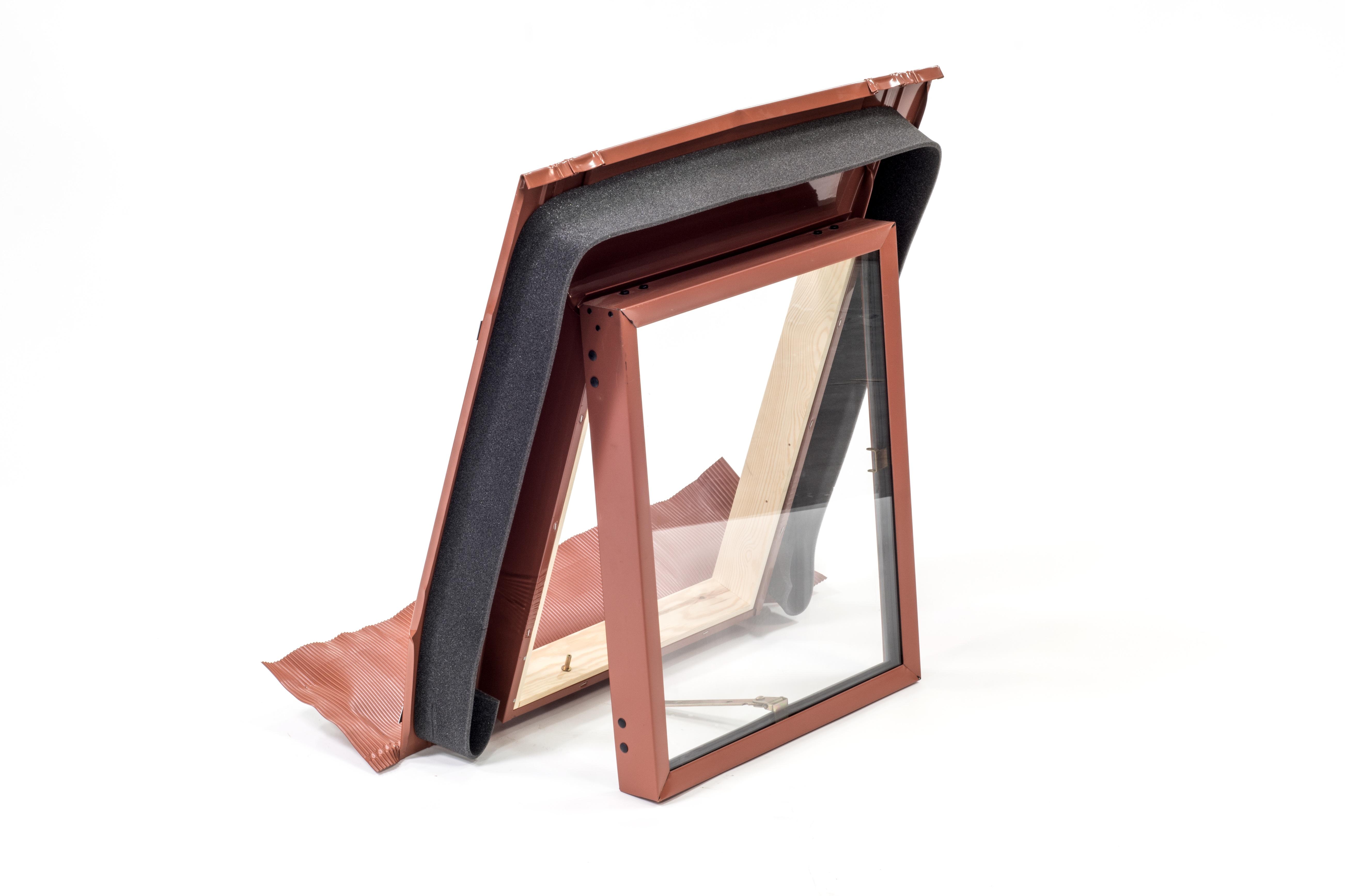 Střešní vikýře a střešní okna